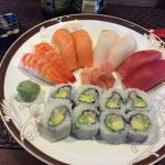 A great sushi lunch. Best in Atlanta