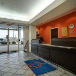 Motel 6 Denison Foto