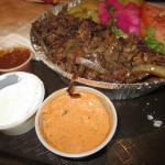 Shawarmania Lamb Box Lunch