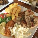 Meals at 5 euros !!!