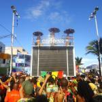 Carnaval en Salvador de Bahia