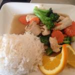 Chicken and Broccoli Lunch Special
