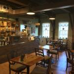 Mill District Coffee Shop