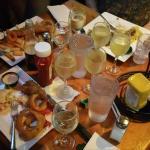 DINNER w/FRIENDS