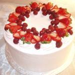 Berrylicious torte