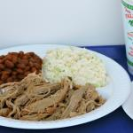 Pulled Pork combo