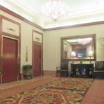 Lobby Area - Elevator Area - Marines Memorial Club Hotel, San Francisco, Ca