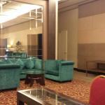 Banquet area lobby