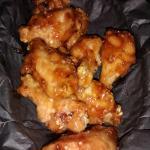 Wings honey garlic