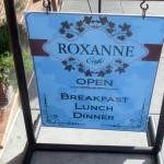 Roxanne Cafe, San Francisco, Ca