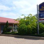 BEST WESTERN Colonial Motor Inn