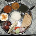 Unlimited thali
