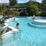 Aquatherapie mogelijk