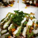 Aam Palak Chaat - a must try