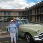 visiting West End Motor Lodge