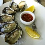 Beautiful oysters