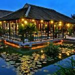 Villa Hoa Su Frangipani Foto
