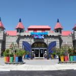PLAYMOBIL FunPark Entrance