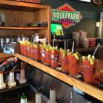 Bloody Mary Specials every weekend