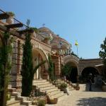 монастырь Тасос