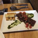 Argentinian skirt steak