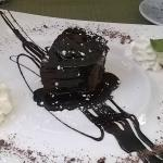 Our dessert - Brownies - delicious