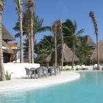Las Olas pool area