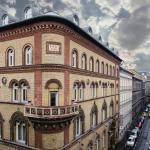 布达佩斯美居博物館酒店