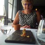 food and art combine