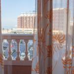 Vista desde habitación estándar frontal
