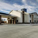 Cobblestone Inn & Suites of Big Lake, TX