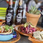 Sabrosos Cueritos y Tostada de Chapulín Colorado® Comida Mexicana colonia Roma