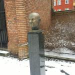 Ernst Thälmann Büste, Frankfurt (Oder)