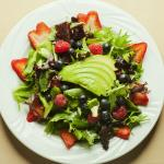 Greens & Berries Salad