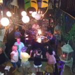 Awesome entertainment, dueling pianos every Friday and Saturday night!  Fun place to go out with