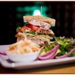 Our new club sandwich