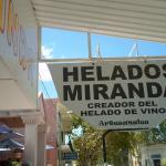 Heladería Miranda Foto