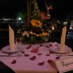 sorprende con una cena romantica