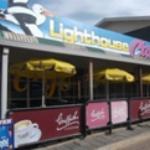 KI Lighthouse Cafe, Dauncey Street, Kingscote... Nom Nom!