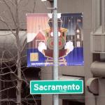 Sacramento Street Foto
