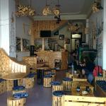 Cafetería de la planta baja