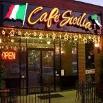 Christmas at Cafe Sicilia Bedford
