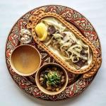 Казахский сет – традиционное угощение для наших Гостей.