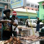 Vendedor de cocos