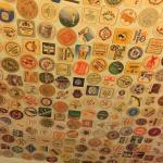 天井のコースター