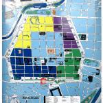plan de la Bastide St. Louis