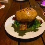 The Texan-truffle Burger....Amazing!!