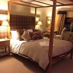 Four poster luxury in Farndale