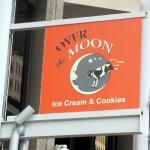 Over the Moon, Embarcadero 4, San Francisco, Ca