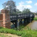La Trobe Swing Bridge